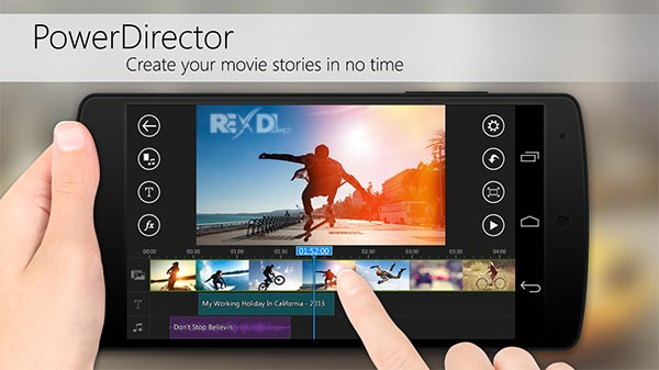 CyberLink PowerDirector Video Editor android