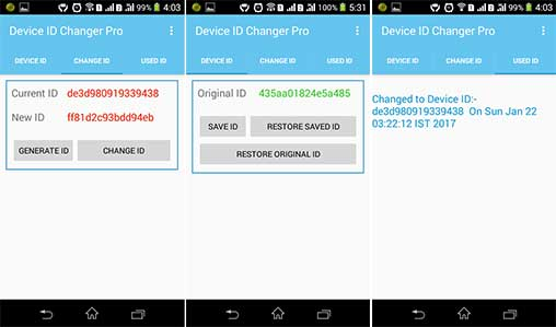 Device ID Changer Pro [ADIC] Apk