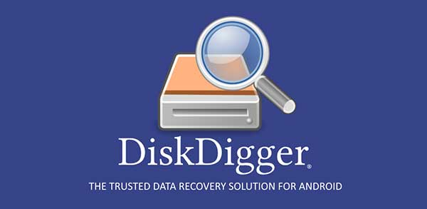 DiskDigger Pro file recovery Cover