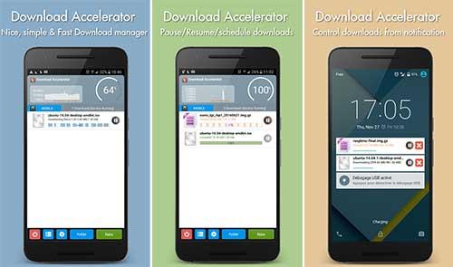 Download Manager Accelerator Premium Apk