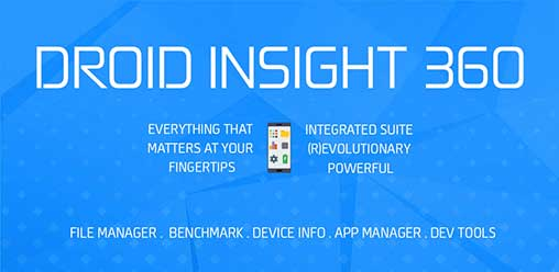 Droid Insight 360: File & App Manager, Device Info Pro