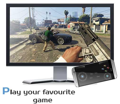 DroidJoy Gamepad Joystick Apk