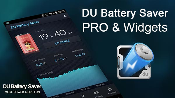 DU Battery Saver PRO & Widgets 4.9.5 Final Unlocked