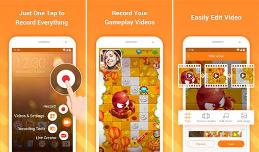 DU Recorder – Screen Recorder Apk