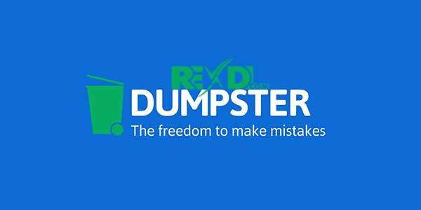 Dumpster Image & Video Restore Premium Apk