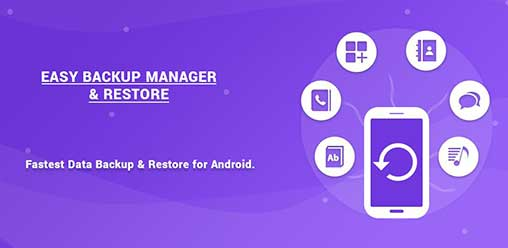 Easy Backup Manager & Restore PRO
