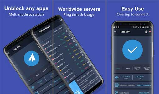 Easy VPN 1 3 4 Free VPN proxy master Apk for Android
