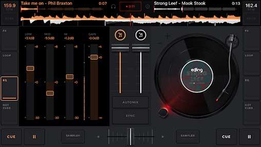 edjing Mix Pro Apk
