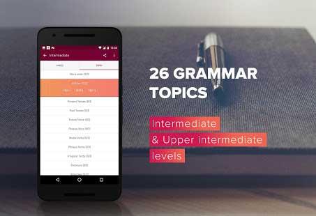 English Grammar Test Apk