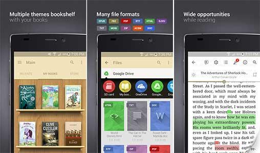eReader Prestigio: Book Reader 6 0 0 Full Apk for Android