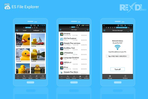 android file browser apk