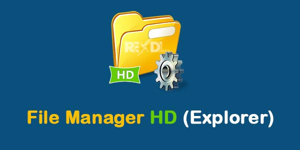 File Manager HD (Explorer) 3 5 0 Apk for Android