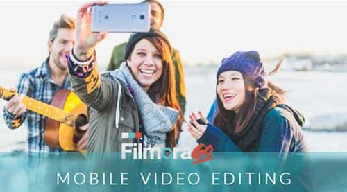 FilmoraGo – Free Video Editor Pro 2.5.2 Apk Unlocked for Android