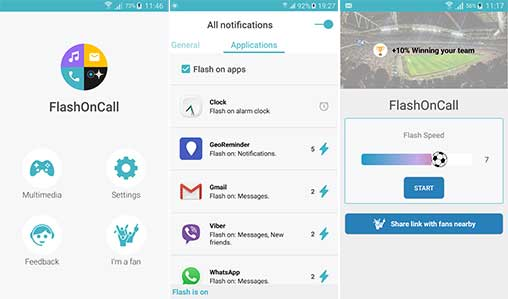 FlashOnCall Plus Apk