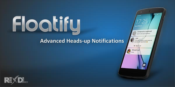 Floatify Notifications