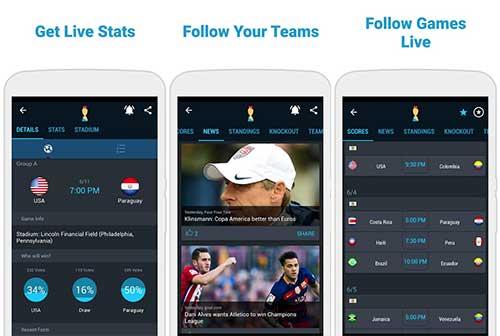 Football Live Scores 365Scores Apk