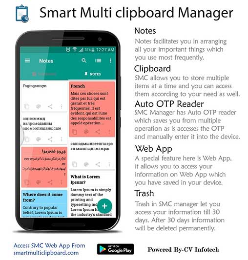 Free Multi Clipboard Manager