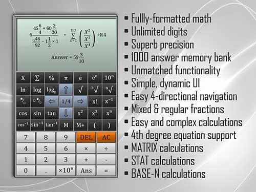 Full Scientific Calculator Pro Apk