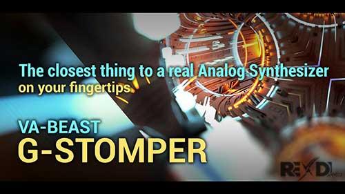 G-Stomper Studio