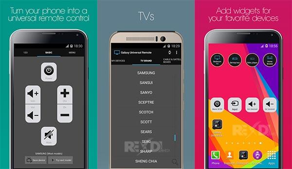 Galaxy Universal Remote apk