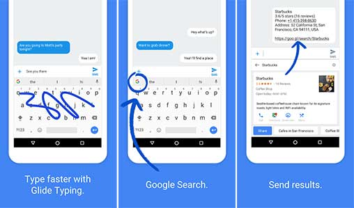 Gboard - the Google Keyboard 7 6 11 214743959 Apk for Android