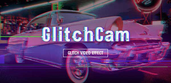 Glitch Video Effect Cover