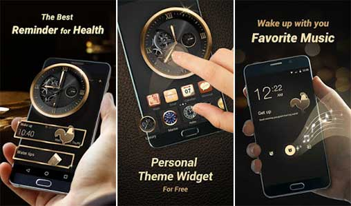 GO Clock - Alarm Clock & Theme 2 0 5 VIP Apk for Android