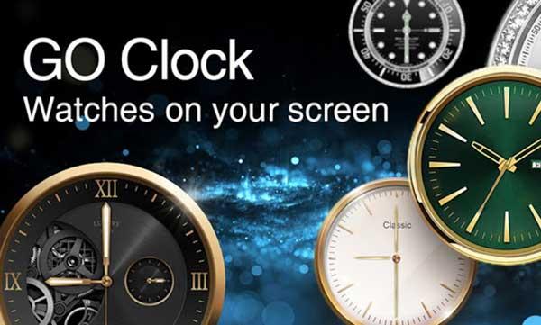 GO Clock VIP