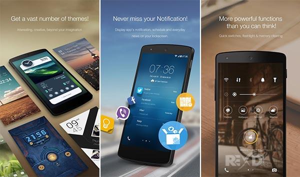 GO Locker VIP – theme & wallpaper 6 06 Ad-Free Apk Android