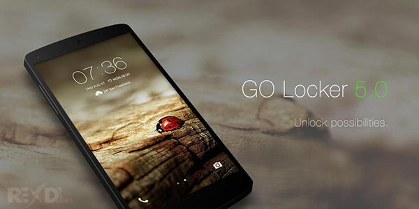 GO Locker VIP – theme & wallpaper 6 06 Ad-Free Apk Android