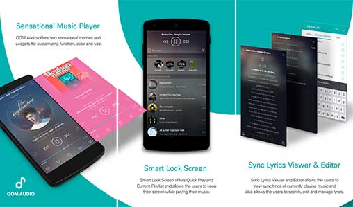GOM Audio - Music, Sync Apk