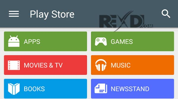 Google Play Store is the official store of Android apps. It is probably the most essential application of the operating system and should be on any mobile or tablet.