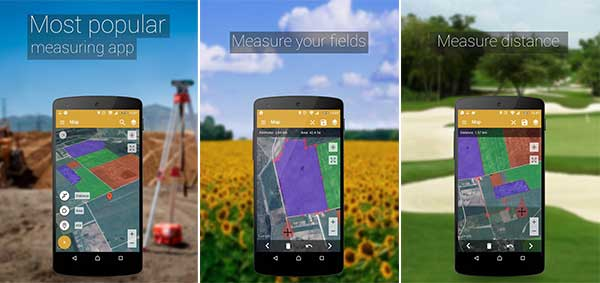 GPS Fields Area Measure PRO Apk