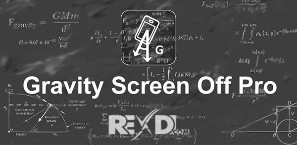 Gravity Screen Pro – On/Off