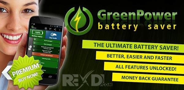 GreenPower Premium 9 20 Apk for Android