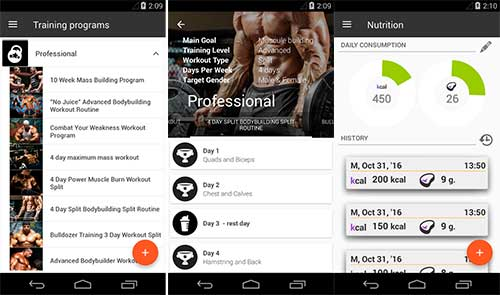 Gym App Training Diary Pro Apk