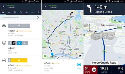 Here WeGo Offline Maps Apk