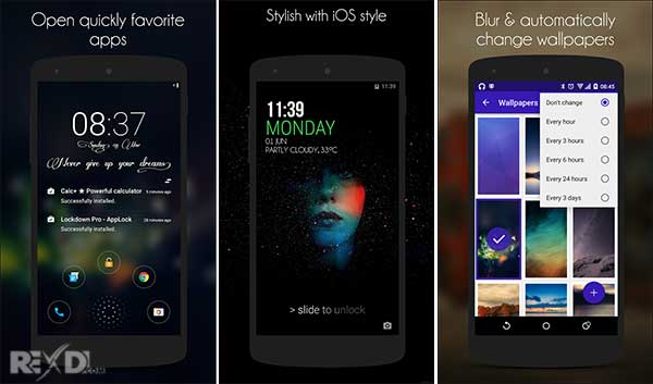 Hi Locker – Your Lock Screen Apk