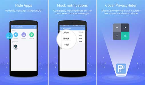 Hide App, Private Dating, Safe Chat - PrivacyHider 2 6 1 Apk for Android