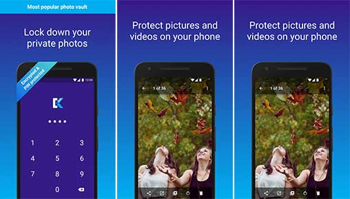 Hide Pictures Keep Safe Vault Apk