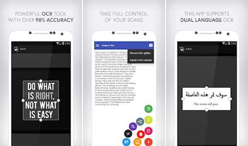 Image to Text (OCR Scanner) Premium Apk