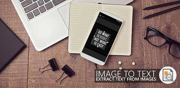 Image to Text (OCR Scanner) Premium