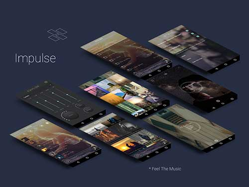 Impulse Music Player Pro 3 0 1 Apk for Android