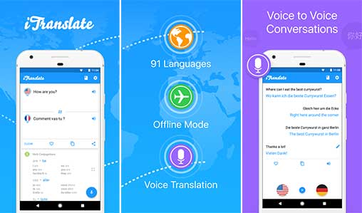 iTranslate PRO - Language Translator & Dictionary Apk
