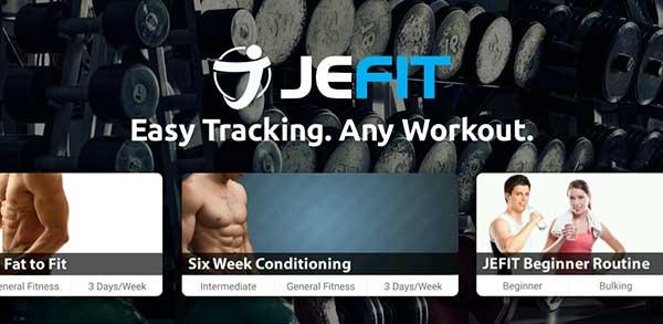 JEFIT Workout Tracker Mod