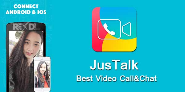JusTalk - Best Video Call & Chat 7 1 5 Apk Android
