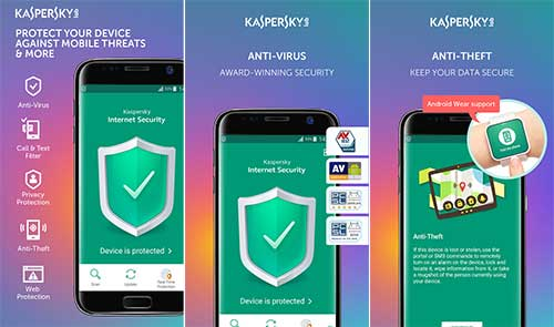 Kaspersky Internet Security Apk