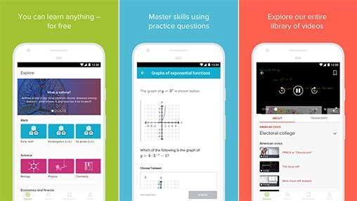 Khan Academy Apk
