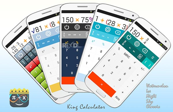 King Calculator apk