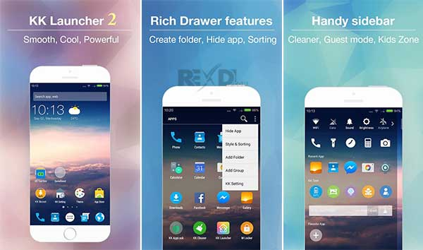 KK Launcher -Lollipop launcher Apk